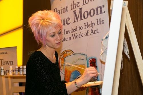 JenR at Blue Moon Ninth Annual Kidney Gala